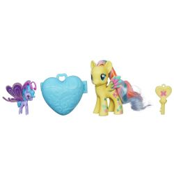 My Little Pony Cutie Mark Magic Fluttershy & Sea Breezie Figure 2-pack