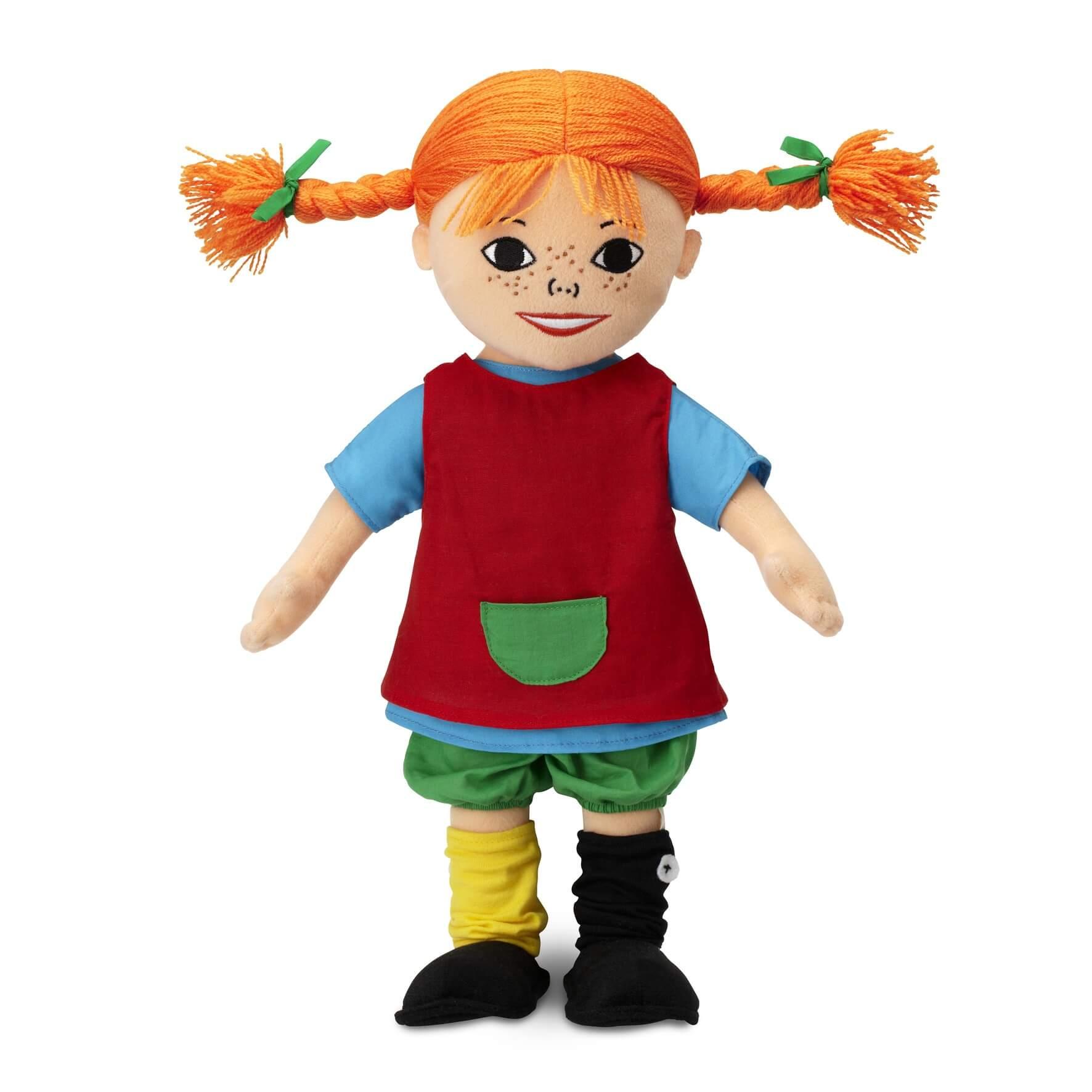 Pippi Mjuk Docka 40 cm