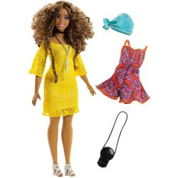Barbiedocka Fashionista GS Glam Boho Doll FJF70