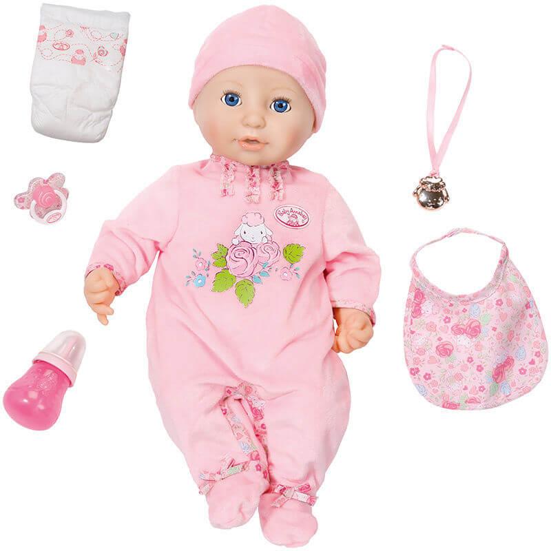 Baby Annabell Docka Interaktiv Zapf Creation