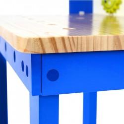 Arbetsbänk i trä