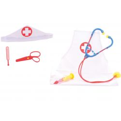Nurse playset in bag