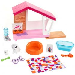 Barbie Play House Kennel FXG34