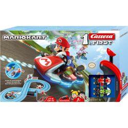 Carrera First Mario Kart Race Course 240 cm