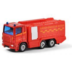 Siku brandbil med text räddningstjänsten - 1:87