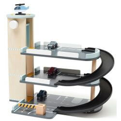 Kids Concept Parkeringshus Aiden 3 våningar