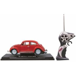 Jamara RC Bil VW Beatle Die Cast Röd 1:18 - 40 Mhz