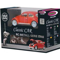 Jamara RC Bil VW Beatle Die Cast Röd 1:18 - 40 Mhz - Vänta med denna