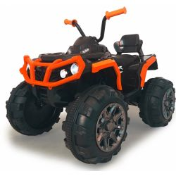 Elfyrhjuling Protector Orangea 12 volt