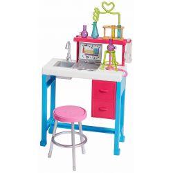 Barbie Science Lab Playset FJB28