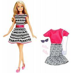 Barbie Fashions Blond Docka FFF59