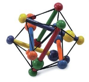 Läs mer om Skwish Flerfärgad Manhattan Toy