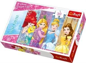 Läs mer om Fairytale Princesses, 30 bitar pussel