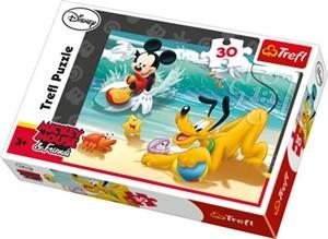 Läs mer om Mickey & Pluto 30 bitar pussel