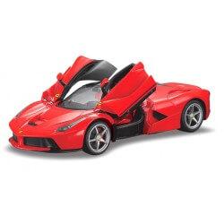 Ferrari LaFerrari Röd, radiostyrd, 1:14