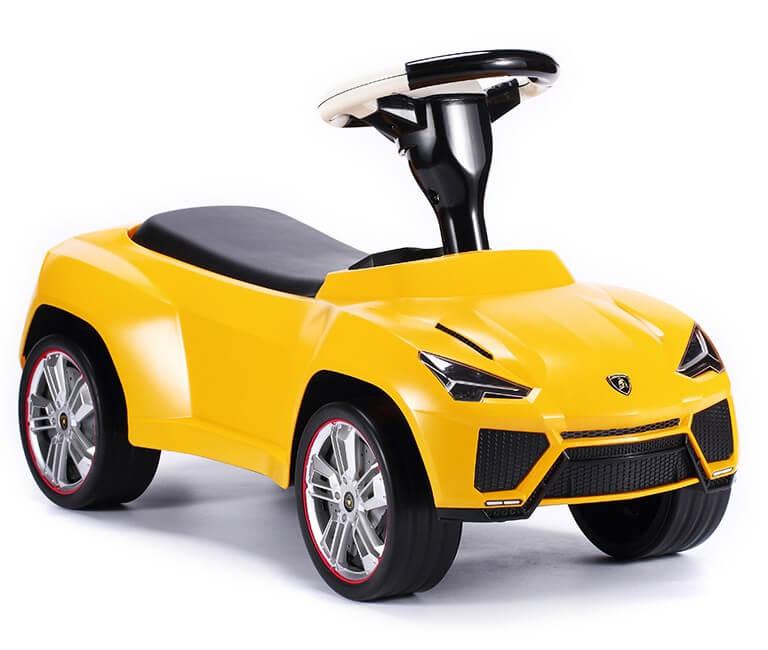 Gåbil Lamborghini Urus, Gul Rastar