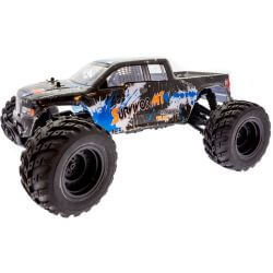 Radiostyrd bil HBX Survivor Monster 1:12 - 30 Km/h
