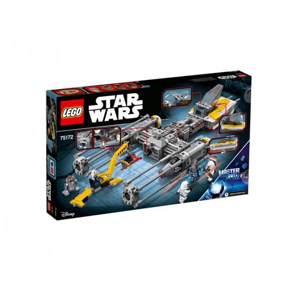 LEGO Y-Wing Starfighter™ V29 75172