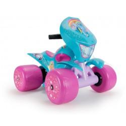 Fyrhjuling My Little Pony 6V