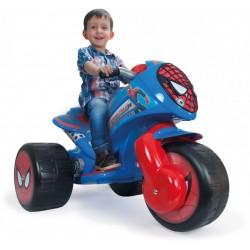 Trehjuling Ultimate Spiderman 6V