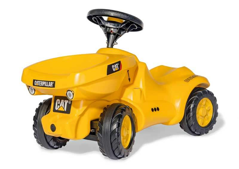 Rolly Toys Sparkbil Minitrac Dumper CAT