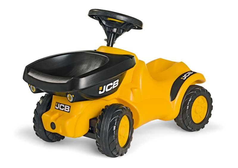 Rolly Toys Sparkbil Minitrac Dumper JCB