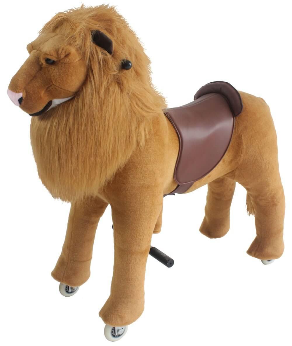 Läs mer om Lejon Simba. Höjd 100 cm.