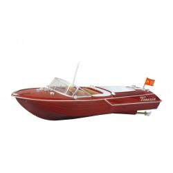 Radiostyrd Båt Venedig leksakscity
