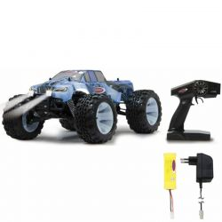 Radiostyrd Tiger Ice Monstertruck 1:10 4WD NiMh LED lampor