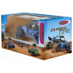 Radiostyrd Bil Derago XP2 4-Hjulsdrift Jamara 1:18 - 2,4 GHz - 12 km/h