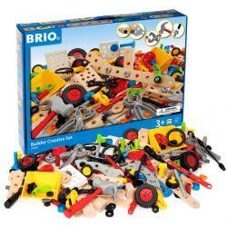 BRIO 34589 Builder Kreativitetssats