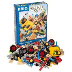 BRIO 34588 Byggklossar Builder Activity Set