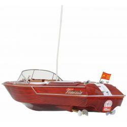 Radiostyrd Båt