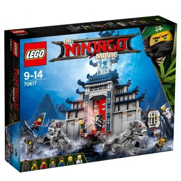 LEGO Ninjago 70617 Det ultimata vapnets tempel