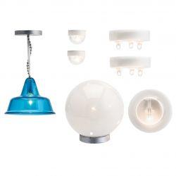 LUNDBY LAMPSET