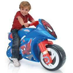 Gåmotorcykel Spiderman