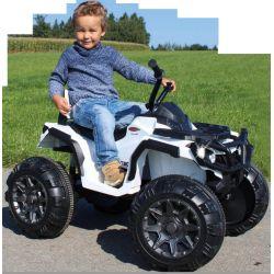 Fyrhjuling Protector Quad 12 volt