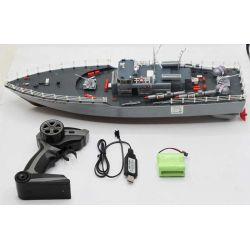 Amewi Radiostyrd Stridsbåt