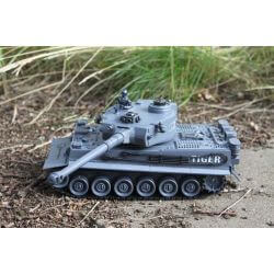 Radiostyrda Stridsvagnar Tiger Battle Set Jamara 1:28 2,4 GHz