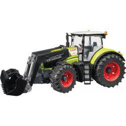 Bruder Claas 950 traktor med frontlastare. 1:16