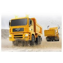 Lastbil Dump Truck MAN 1:20 2,4GHz