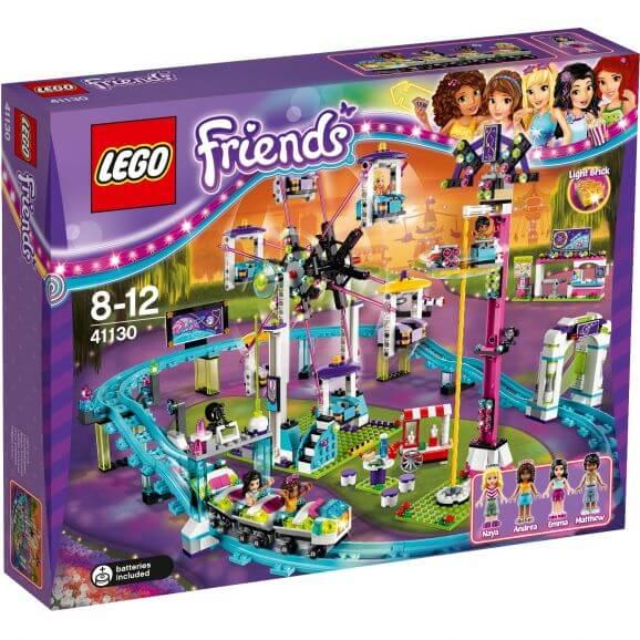 LEGO Friends 41130 Nöjespark – bergochdalbana