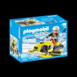 Playmobil Snöskoter 9285
