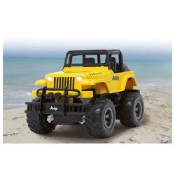 Radiostyrd Jeep Wrangler Rubicon 1:18