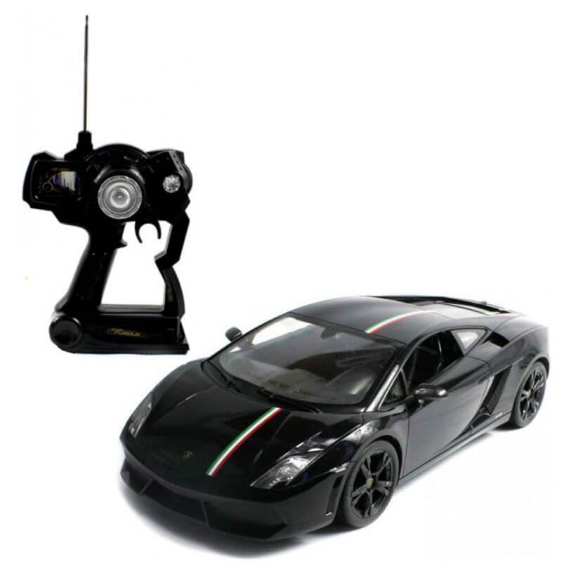 Radiostyrd Svart Bil Lamborghini Gallardo Lp550 2 Limited Edition
