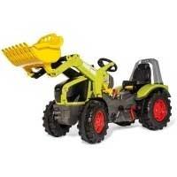 Claas Tramptraktor Rolly Toys