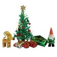 Julafton och Vinter